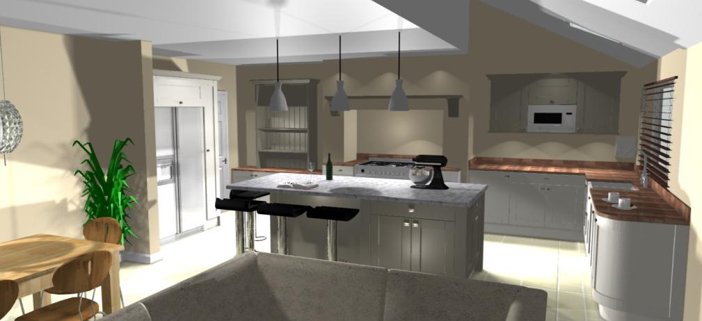 Designed kitchen for Kitchen designs lancashire