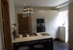 Kitchen Design for Mr & Mrs Cauldwell